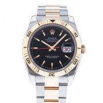 Rolex Datejust Turn-O-Graph 116261 gebraucht