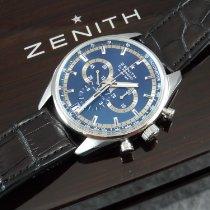 Zenith El Primero 36'000 VpH 03.2041.400/51.C496 2013 pre-owned