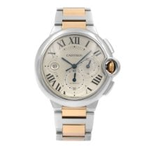 Cartier w6920063 Steel Ballon Bleu 44mm 44mm pre-owned United States of America, New York, NYC