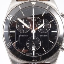 Certina DS First Quarz Chronograph