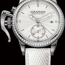 7e25e148b Graham Chronofighter 1695 Steel United States of America, New York, Brooklyn