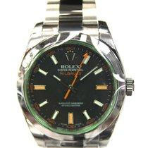 Rolex - Milgauss - 116400GV - Men - 2000-2010