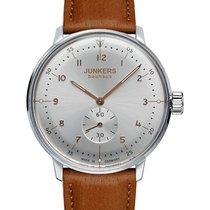 Junkers Bauhaus Steel 40mm Silver