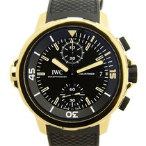 IWC Aquatimer Bronze Black Automatic IW379503