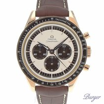 Omega Speedmaster Moonwatch Numbered Edition Sednagold NEW