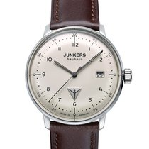 Junkers Herrenuhr Bauhaus Quarz, 6046-5