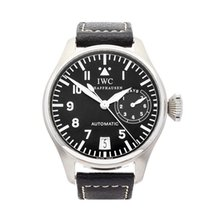 IWC Big Pilot's Stainless Steel Gents IW500201 - W4284