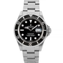 Rolex Submariner Date 40 mm Ref 11661LN Ceramic Bezel Box &...