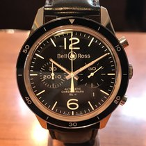 Bell & Ross Vintage Acier 41mm Noir France, Paris