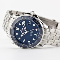 Omega Seamaster 300 SMPc - Factory Warranty - NEW