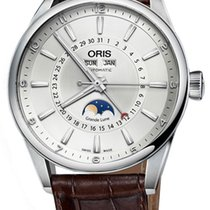 Oris Artix Complication Steel 42mm Silver United Kingdom, Hemel Hempstead, Hertfordshire