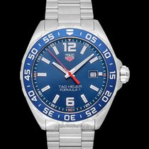 TAG Heuer Formula 1 Blue Steel 43mm - WAZ1010.BA0842