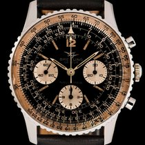 Breitling Navitimer Steel 40mm Black No numerals United Kingdom, London