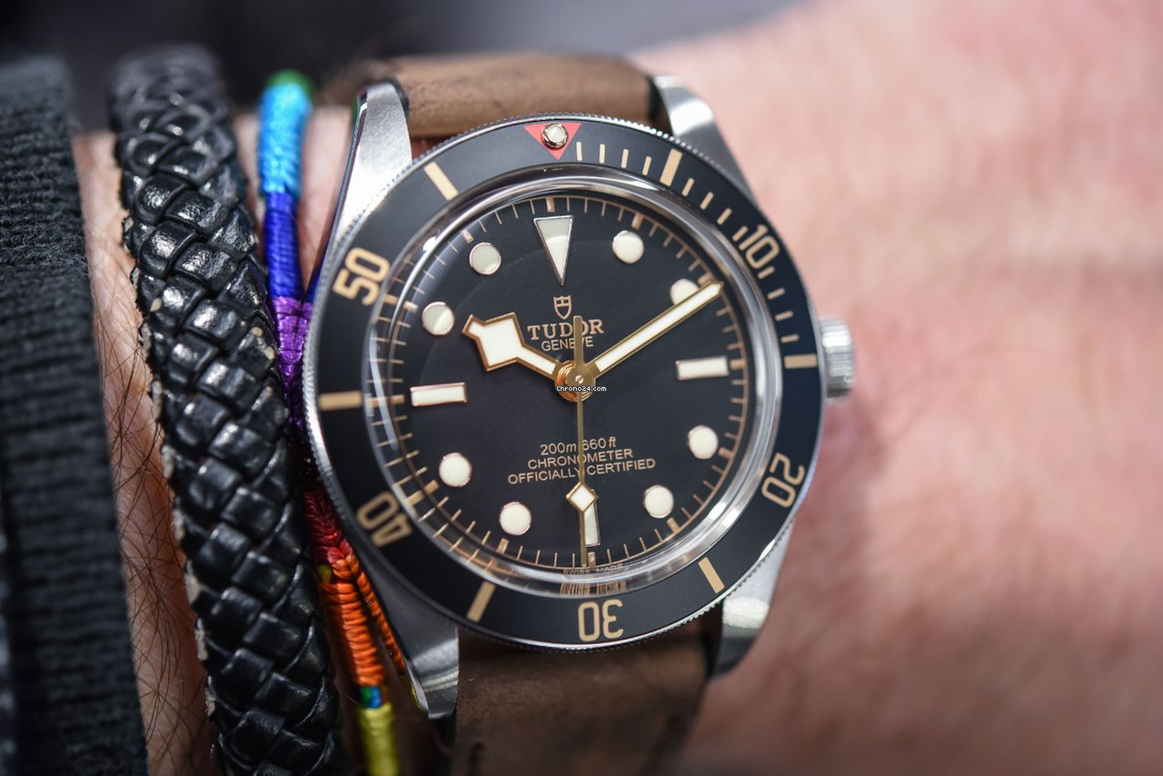 Tudor Black Bay Fifty-Eight - all prices for Tudor Black Bay Fifty-Eight  watches on Chrono24 b412d19d89