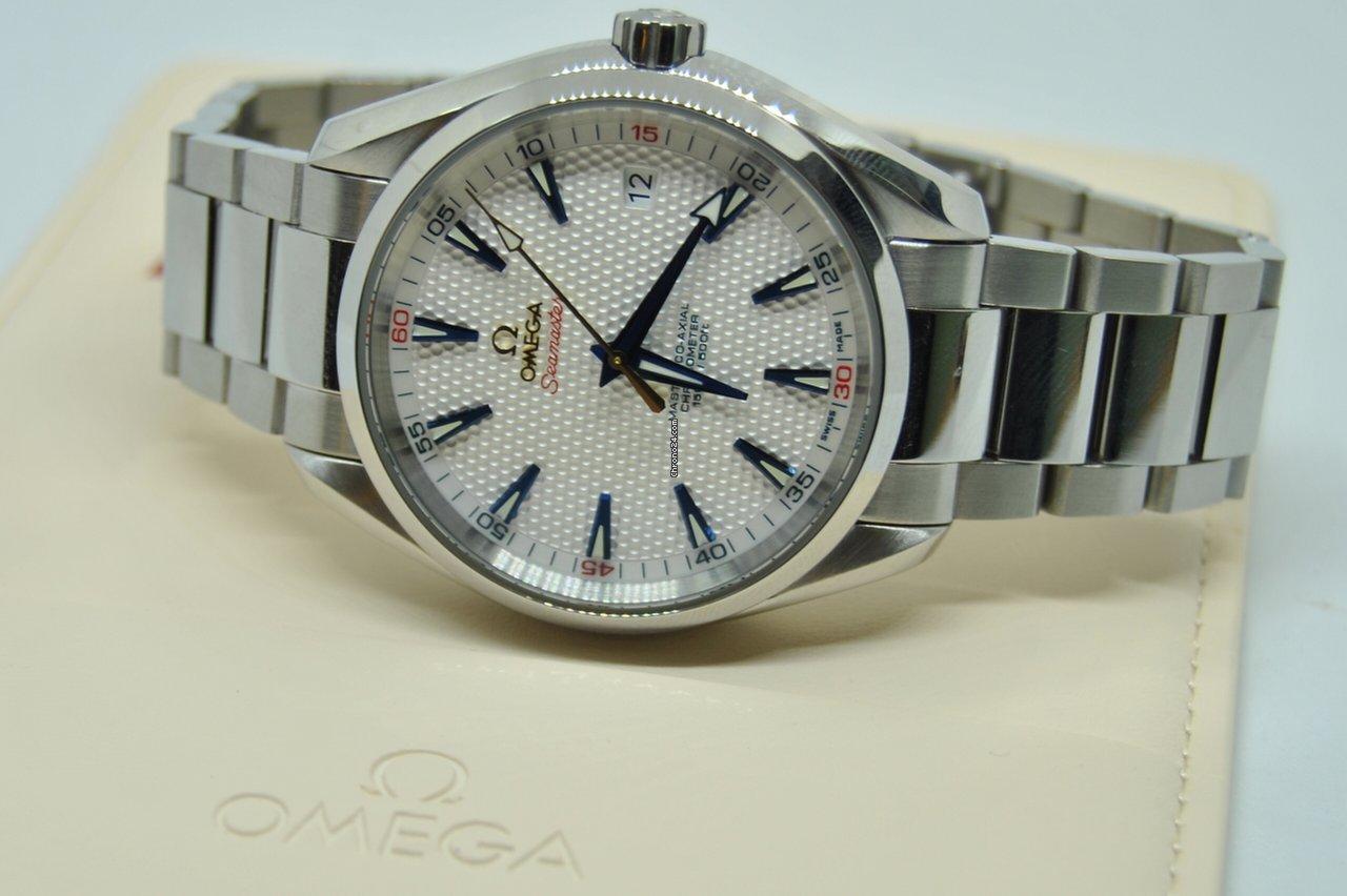 a3a9e992444 Omega Seamaster Aqua Terra for R 52