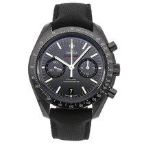 "Omega Speedmaster Moonwatch Co-Axial ""Dark Side of the Moon""..."