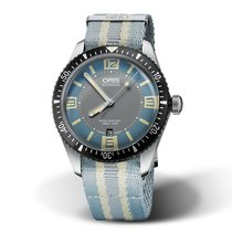 Oris Steel 40mm Automatic 01-733-7707-4065-07-5-20-28FC new United States of America, Florida, SUNRISE
