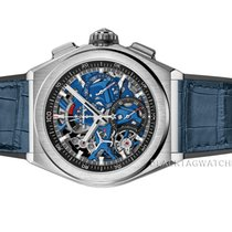 Zenith Titanium 44mm Automatic 95.9002.9004/78.r584 new United States of America, Florida, Aventura