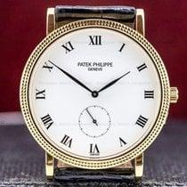 Patek Philippe Calatrava brugt 33mm Gult guld