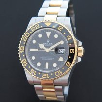 Rolex GMT Master II Gold/Steel 116713LN