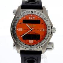 Breitling Emergency Titanium 43mm Arabisch Nederland, BREDA