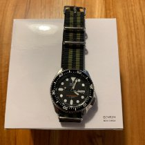 Seiko Prospex Steel 42mm Black United States of America, New York, New York