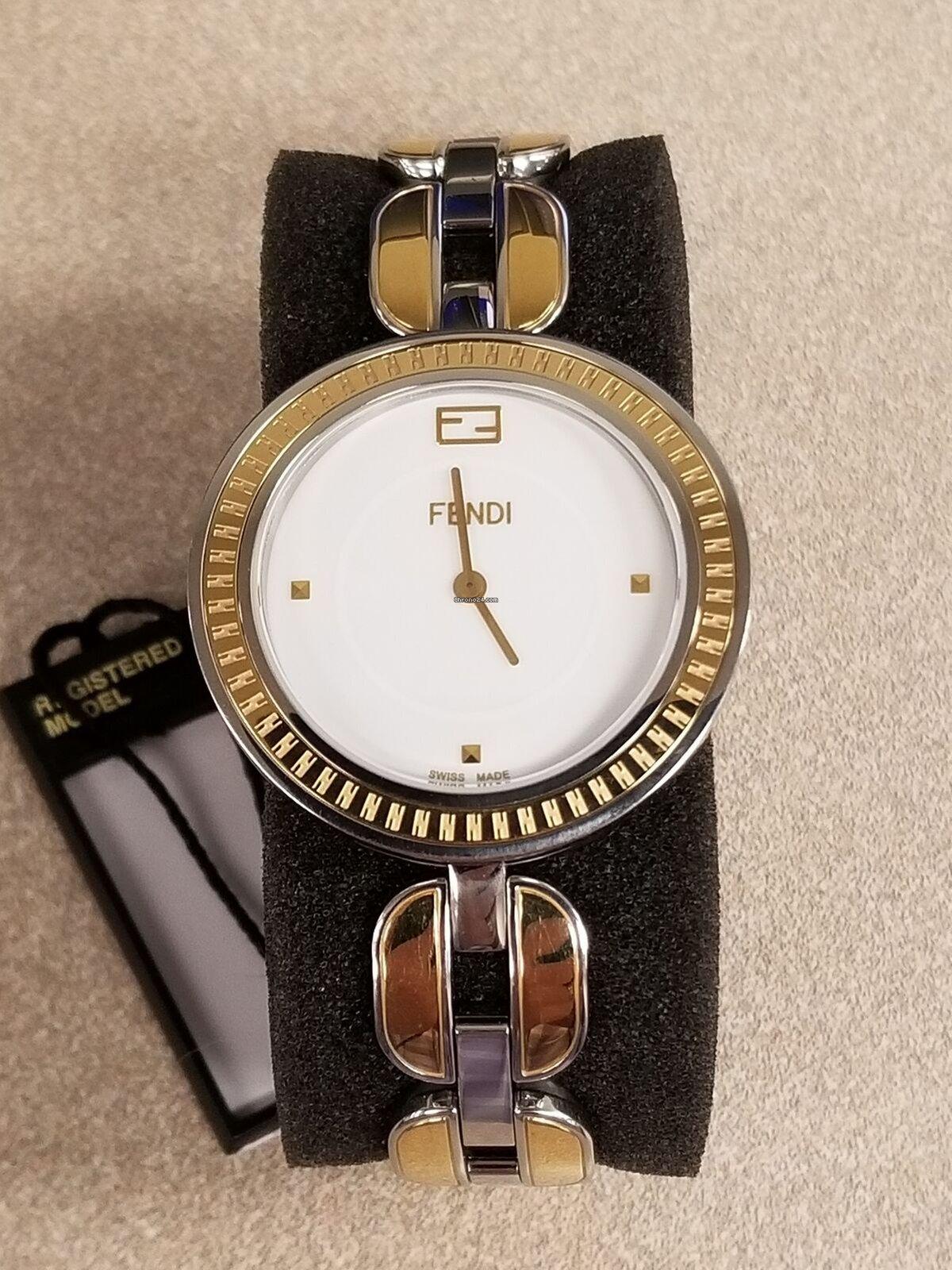 712a46d632df Fendi My Way Large Ladies Watch Model F351134000 en venta por Precio a  petición por parte de un Seller de Chrono24