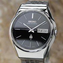 Seiko King Steel 36mm Black United States of America, California, Beverly Hills