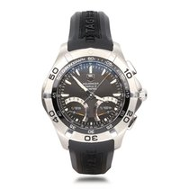 TAG Heuer Steel 43mm Automatic CAF7010 pre-owned