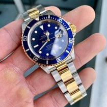 Rolex Submariner Date Gold/Steel 40mm Blue United States of America, Texas, Houston