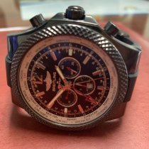 Breitling Bentley GMT Acero 49mm Negro