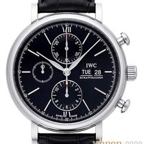 IWC new Automatic Small seconds 42mm Steel Sapphire crystal