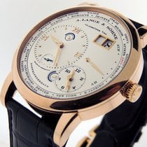 A. Lange & Söhne 116.032 Rose gold 2016 Lange 1 41.9mm pre-owned United States of America, California, Los Angeles