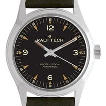Ralf Tech Steel 41mm Automatic ACY 1107 N033/100 new