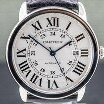 Cartier Ronde Croisière de Cartier 42mm Silver