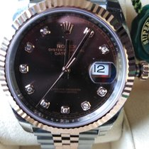 Rolex Rose gold Automatic Champagne 41mm new Datejust II