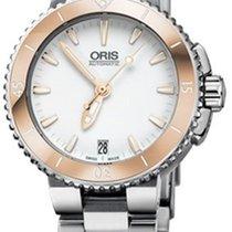 Oris Aquis Date 01 733 7652 4356-07 8 18 01P 2020 new