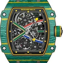 Richard Mille RM67-02 Carbon RM 67 38.7mm neu