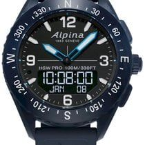 Alpina Chronograph AL-283LBN5NAQ6 new