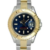 Rolex Yacht-Master pre-owned 29mm Blue