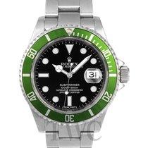 Rolex Submariner Date новые Автоподзавод Часы с оригинальными документами и коробкой 16610