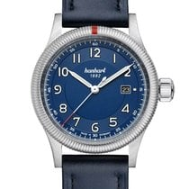 Hanhart Steel 42mm Automatic 762.270-7310 new