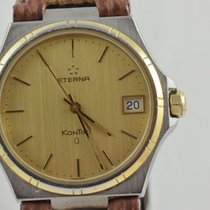 Eterna Acero 35mm Cuarzo Kontiki usados