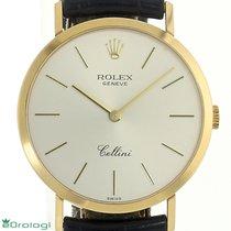 Rolex Cellini 4112/8 --- 12-2000 2000 pre-owned