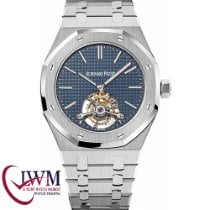 Audemars Piguet Royal Oak Tourbillon 26510ST.OO.1220ST.01 2013 pre-owned