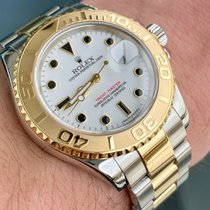 Rolex 16623 Gold/Steel Yacht-Master 40 40mm pre-owned United States of America, Texas, Houston