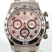 Rolex Daytona Weißgold REFERENZ 116509