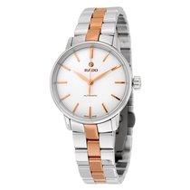 雷达 (Rado) Rado Ladies Coupole Classic Automatic Two-tone Watch
