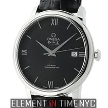 Omega De Ville Prestige new Automatic Watch with original box and original papers 424.13.40.20.01.001