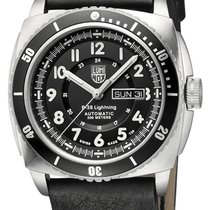 Luminox P-38 Lightning 44mm Noir